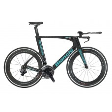 Aquila CV - Dura Ace Di2, 11sp - Time Trail Carbon - Bianchi YMBF2