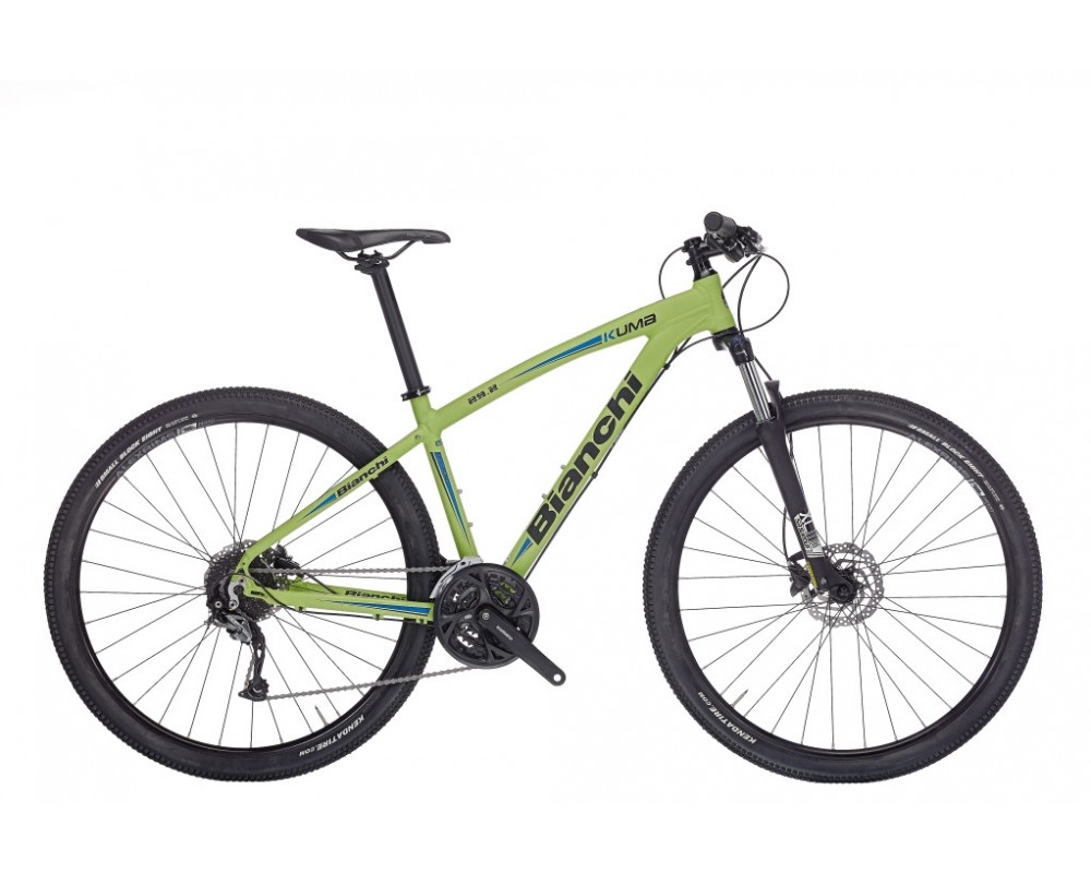 Kuma 29.2 - Alivio/Altus, 3x9sp., cross country - Bianchi MTB YMBW2