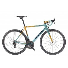 Specialissima - Super Record, EPS, 11sp., 52/36 - Bianchi YNBE7