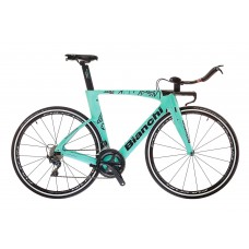 Aquila CV - Ultegra, 11sp., 52/36 - Time Trail Carbon - Bianchi YNBF4
