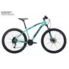 Duel 27.0 - Acera/Altus, 3x8sp., cross country - Bianchi MTB YOBW4J