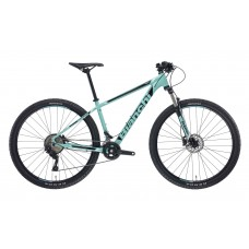 "Magma 9.0 - Deore, 2x10sp., Hydr.Disc, 29"", cross country alu - Bianchi MTB YPBR9J"
